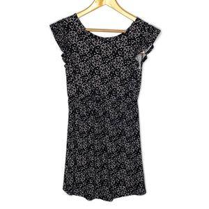 Epic Threads Flutter Sleeve Dress Hearts Girls XL
